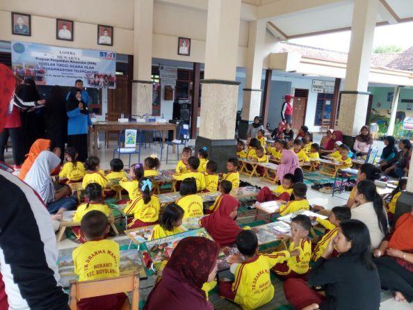 Mahasiswa STAI Muhammadiyah Tulungagung Adakan PPM di Ngranti